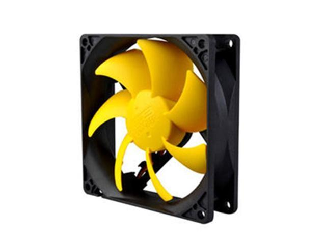 80mm 3pin Silent PC Case Cooler Cooling Fan