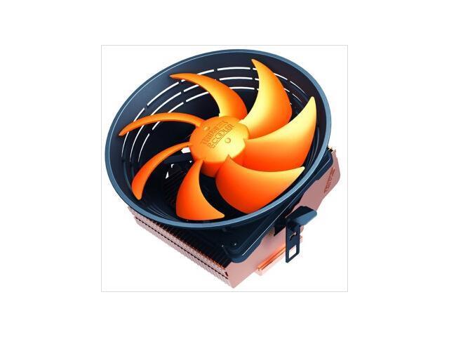 12cm Round Heatsink CPU Cooler Fan for Intel LGA1150/1155/1156/775 AMD AM2/AM3/FM1/FM2