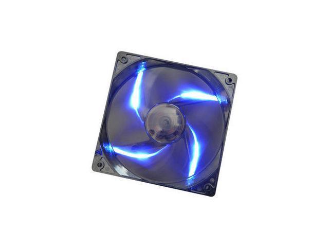 120mm Blue LED Ultra Silent Computer PC Case Cooling Fan Exhaust CPU Fan Cooler