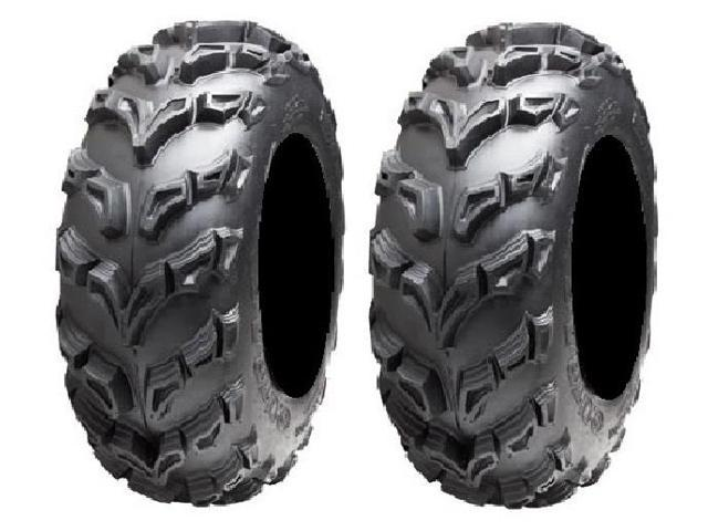 Pair of STI Outback XT (6ply) 28x11-12 ATV Tires (2)