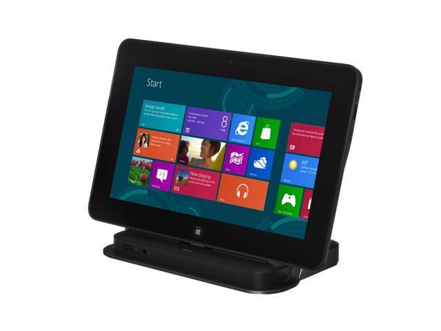 "HP ElitePad 900 G1 B6A71AV 10.1"" LED 64GB Slate Net-tablet PC - Wi-Fi - Intel - Atom Z2760 1.8GHz with Docking Station"