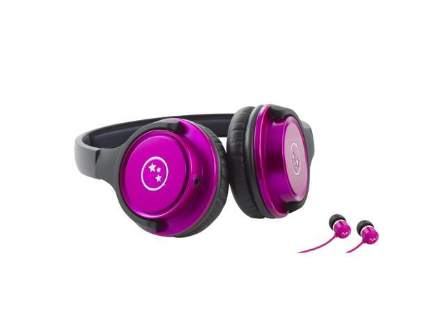 Musicians' Choice® SH180PKM Stereo headphones and In-Earphone SI170PK