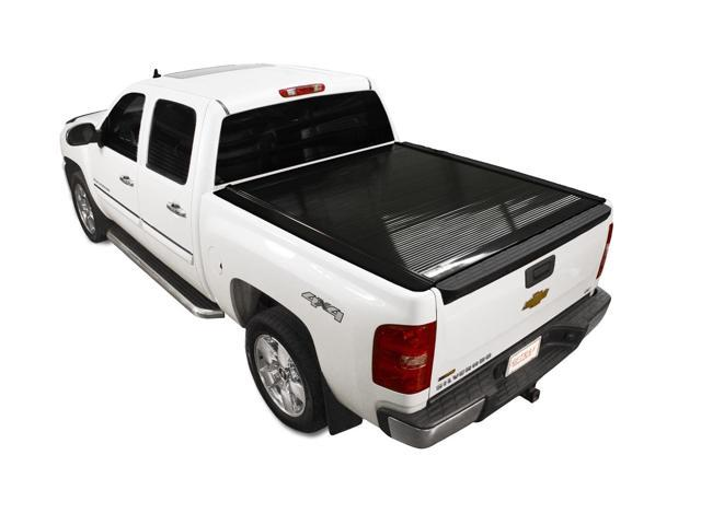 Retrax 20462 PowertraxONE; Retractable Tonneau Cover Sierra 1500 Silverado 1500