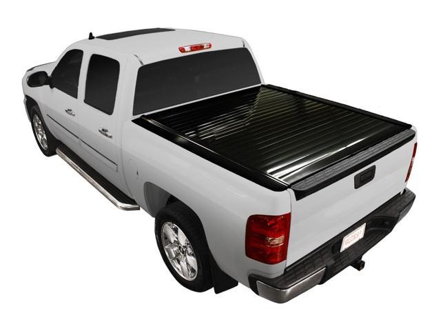 Retrax 50472 PowertraxPRO; Retractable Tonneau Cover Sierra 1500 Silverado 1500