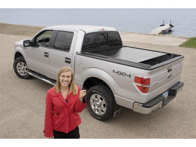 Retrax 20371 PowertraxONE; Retractable Tonneau Cover 09-14 F-150 Pickup