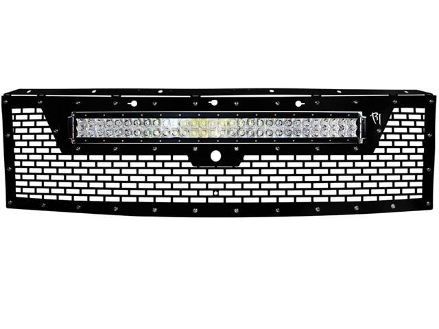 Rigid Industries 40571 LED Grille Insert Fits 10-14 F-150