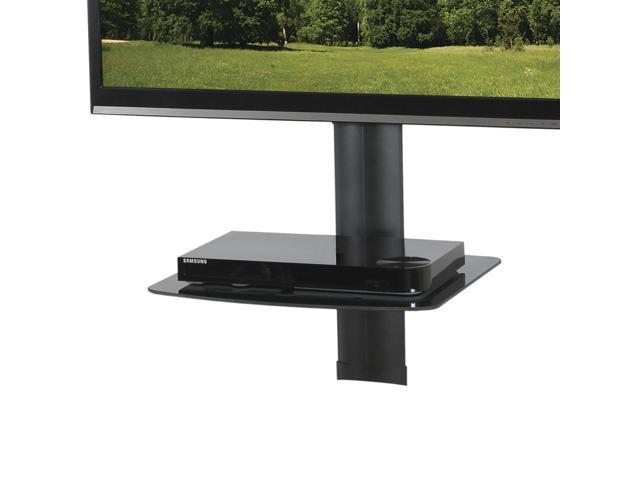 Kanto AVS1 Component Wall Shelf Max Load 30 lbs