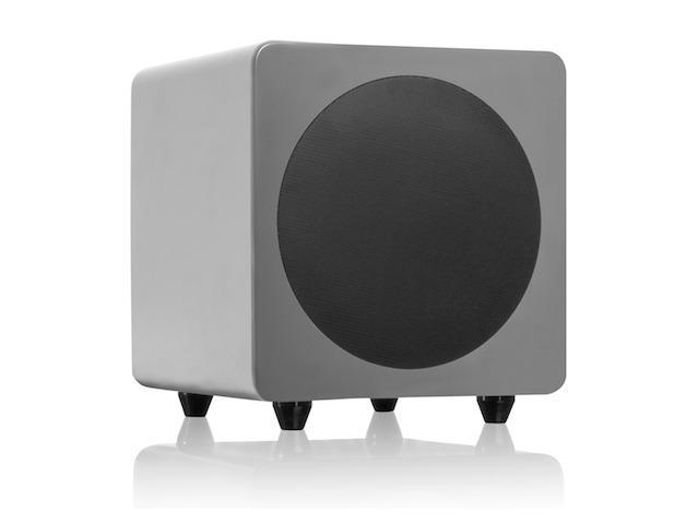 Kanto SUB8 8-inch Powered Subwoofer, Matte Gray