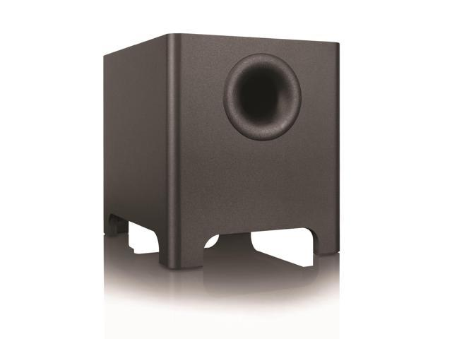Kanto YURI - 8 inch Powered Subwoofer (Black)