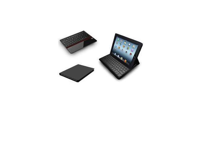 Compagnoair Bluetooth Keybard W/case For Ipad Air Adesso Compagno Air Bluetooth