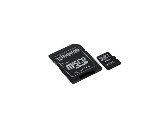 Kingston 16 GB microSD High Capacity (microSDHC)