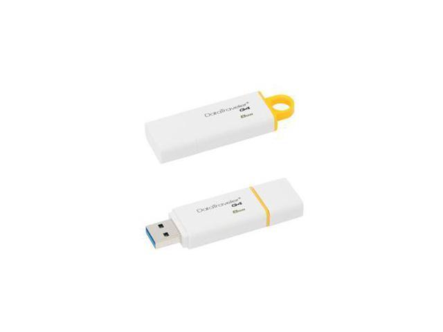 Kingston DataTraveler Generation 4 8GB USB 3.0 Flash Drive DTIG4/8GBCR