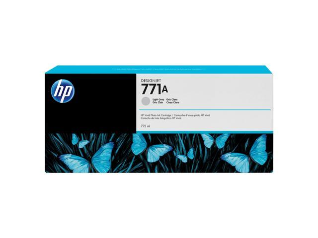 Hewlett Packard Hp 771a Light Gray Ink Cartridge 3-pack