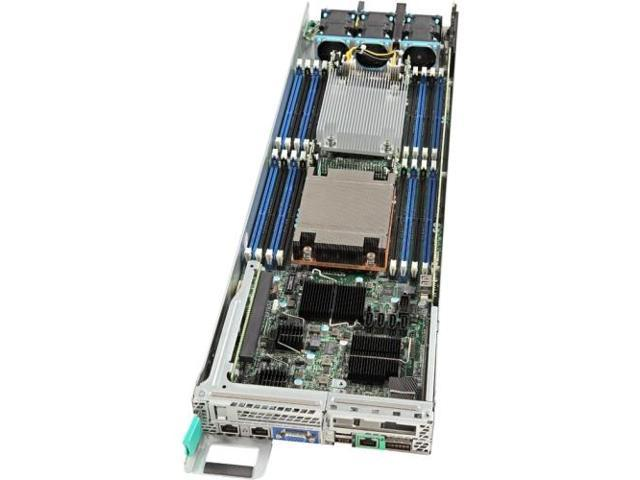 Intel HNS2600TPR Barebone System - 1U Rack-mountable - Intel C612 Chipset - Socket R3 (LGA2011-3) - 2 x Processor Support