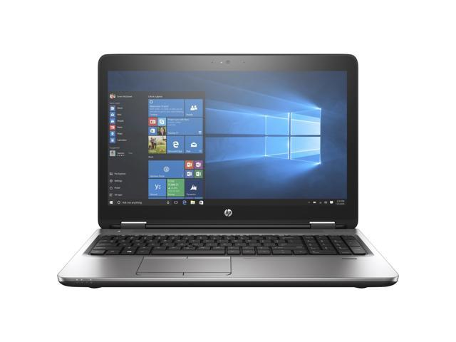 HP Laptop ProBook 655 G2 (V1P85UT#ABA) AMD A8-Series A8 PRO-8600B (1.60 GHz) 8 GB Memory 500 GB HDD AMD Radeon R6 Series 15.6
