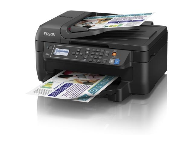 Epson Workforce Wf 2650 Usb All In One Printer Price Tracking