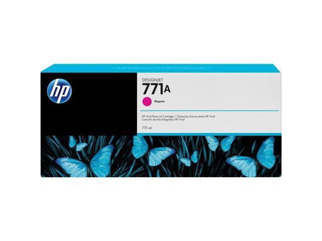 Hewlett Packard Hp 771a Magenta Ink Cartridge 3-pack