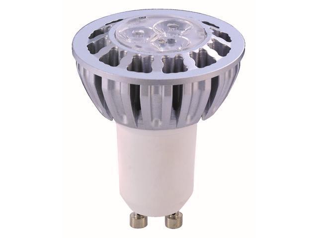 Magic Lighting Inc GU10 LED Light Bulb 6W 260 Lumen 3000K Warm White UL Listed Pack of 12