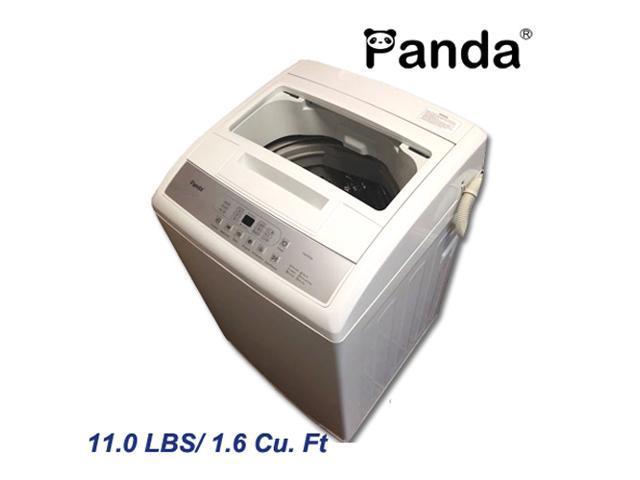 Panda PAN50SW Compact Apartment Sized Washing Machine (1.60 cu.ft ...