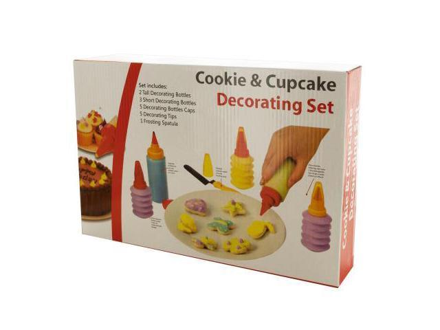 cookie and cupcake decorating set set of 1 kitchen
