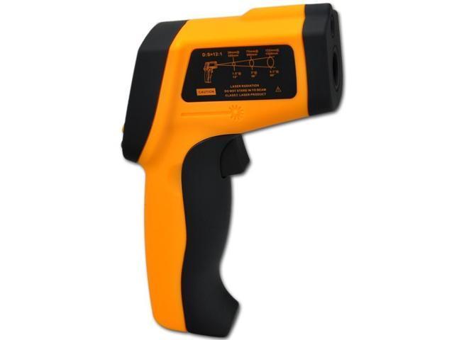 GM700 IR Infrared Laser Thermometer Temperature Gun Non Contact -50 ºC ~ 700 ºC