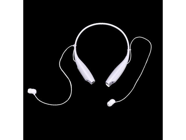 Wireless Bluetooth HandFree Sport Stereo Headset headphone for iPhone Samsung LG