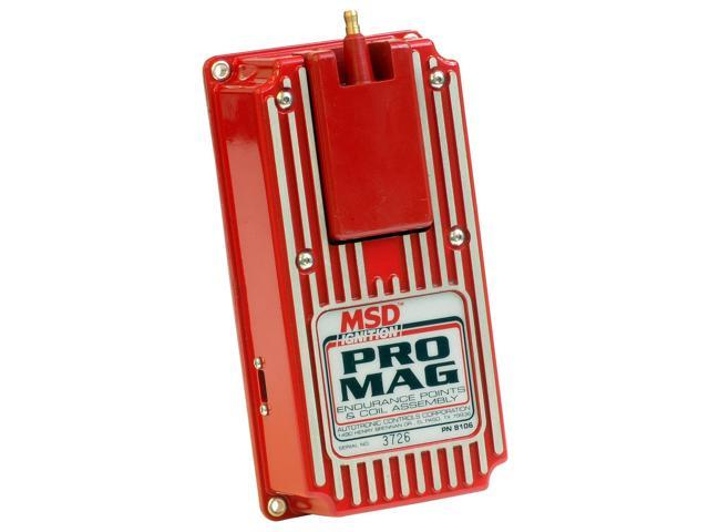 MSD Ignition 8106 Pro Mag Electronic Points Box