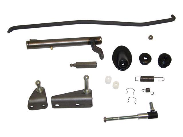 Crown Automotive 5360104K Clutch Linkage Kit Fits 76-86 CJ5 CJ7 Scrambler