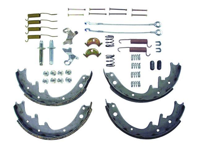 Crown Automotive 8133818MK Brake Shoe Service Kit