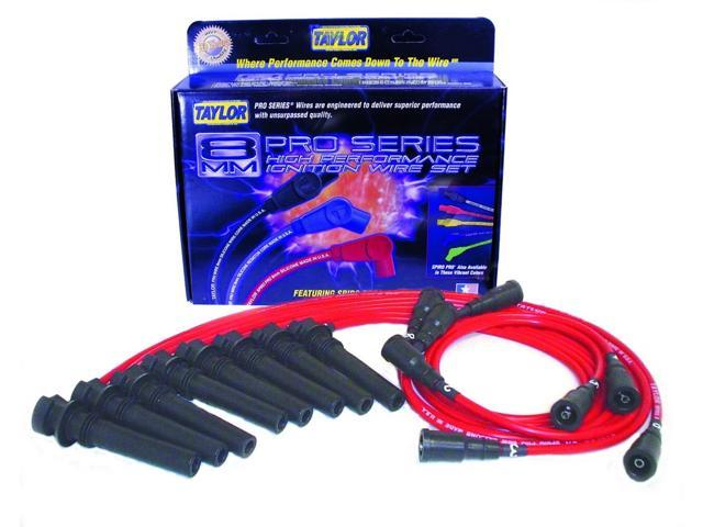 Taylor Cable 72226 Spiro Pro Ignition Wire Set Fits 03-04 Durango Ram 1500