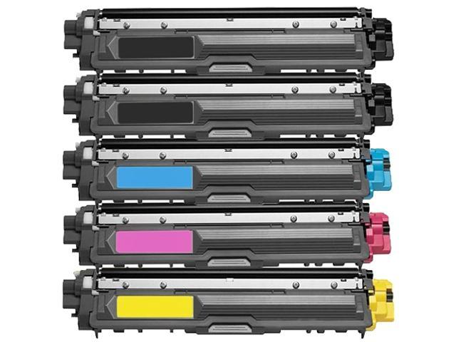 SuppliesOutlet Brother TN221 / TN225 Compatible Toner ...