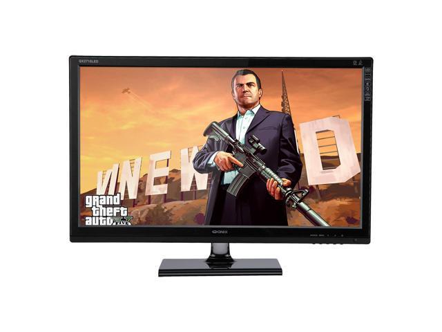 QNIX QX2710 LED Evolution II Multi TRUE10 SE Monitor - 2560x1440 Overclockable