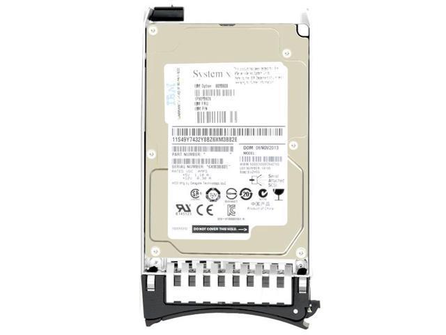"IBM 81Y9774 3TB 7200 RPM SATA 6.0Gb/s 3.5"" Internal Hard Drive"