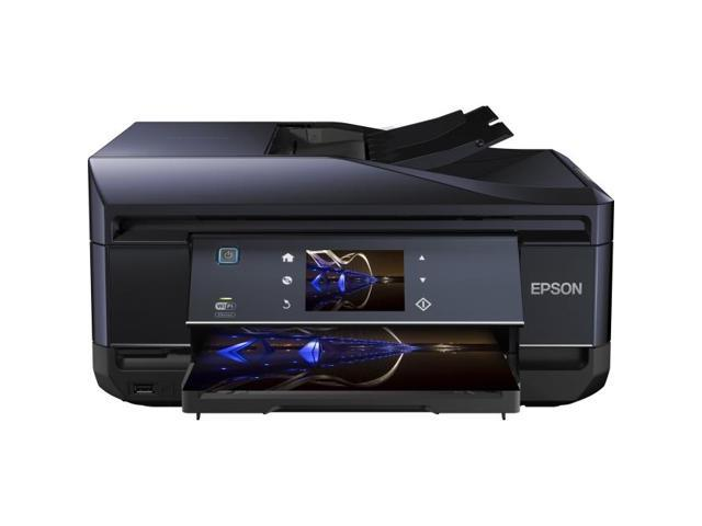 EPSON Expression XP-850 Up to 9.5 ppm ISO Up to 4.7 ppm ISO (2-Side) Black Print Speed 6-color (C, M, Y, K, LC, LM), drop-on ...