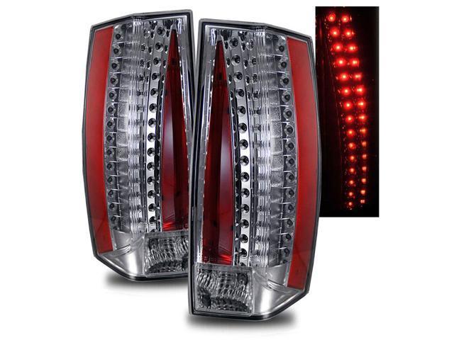Cadillac Chrome Taillights