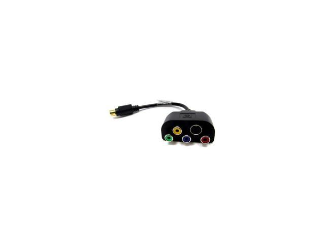 HP 417149-001 Hdtv Video Cable With Component Video Svideo Connectors