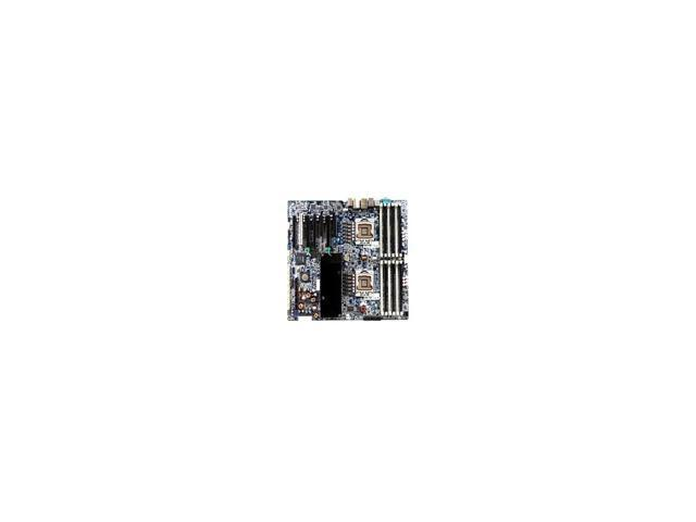 Hp 576202-001 System Board Tylersburg 2S Qc For Z800 Workstation