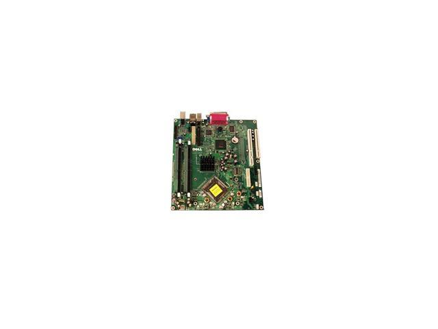 Dell X7841 P4 System Board For Optiplex Gx520-X7841
