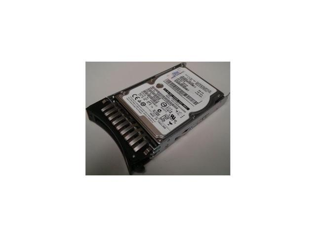 IBM 00W1239  900Gb 10000Rpm Sas6Gbps 2.5Inch Hot Swap Hard Disk Drive With Tray For Exp3524-00W1239