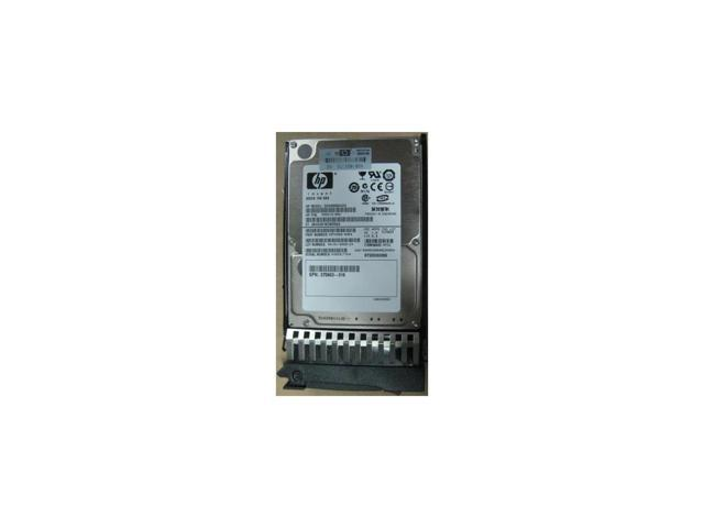HP 658537-001 600Gb 10000Rpm 2.5Inch Sff Sas6Gbps Internal Hard Drive With Tray