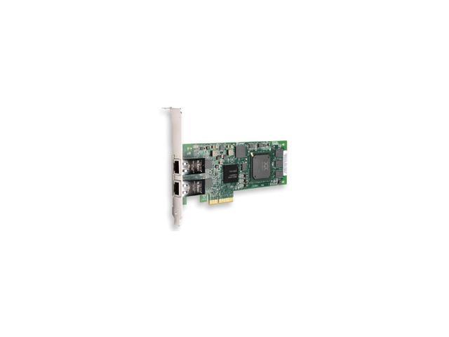 QLOGIC Qle4062C 1Gb Iscsi Dual Ports Pci Express Low Profile Iscsi Host Bus Adapter Copper With Standard Bracket