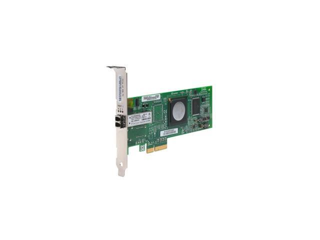 QLOGIC Qle2460-E-Sp 4Gb Single Port Pci Express X4 Low Profile Fibre Channel Hbastandard Size Bracket With Card Only