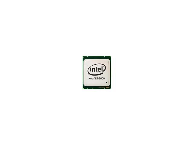 INTEL Sr0H4  Xeon 8Core E52650 2.0Ghz 20Mb L3 Cache 8Gt S Qpi Socket Fclga2011 32Nm 95W Processor Only