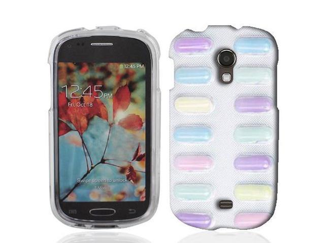 for samsung galaxy light t399 pills case cover. Black Bedroom Furniture Sets. Home Design Ideas