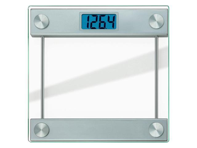 Taylor Glass Dig. Bath Scale