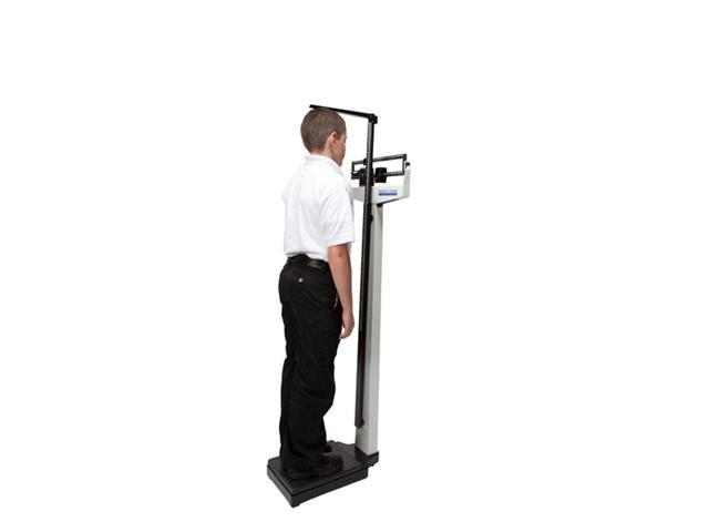 Healthometer 402klwh 402kl Wheels Physician Balance Beam Scale