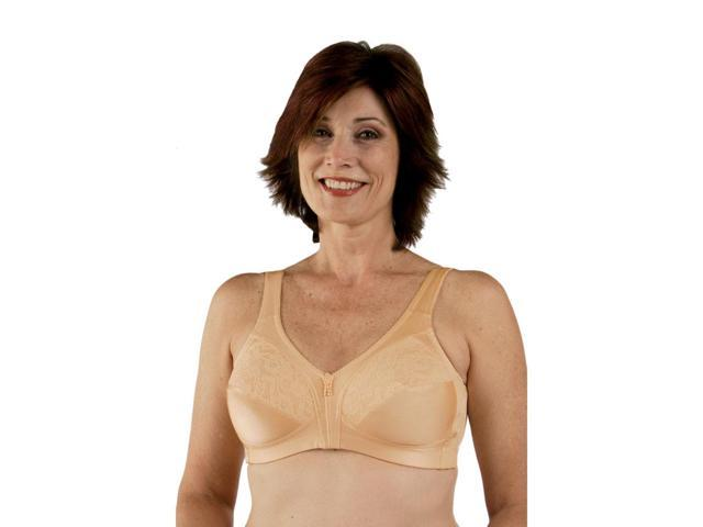 Classique 792 Post Mastectomy Fashion Bra-Beige-48D