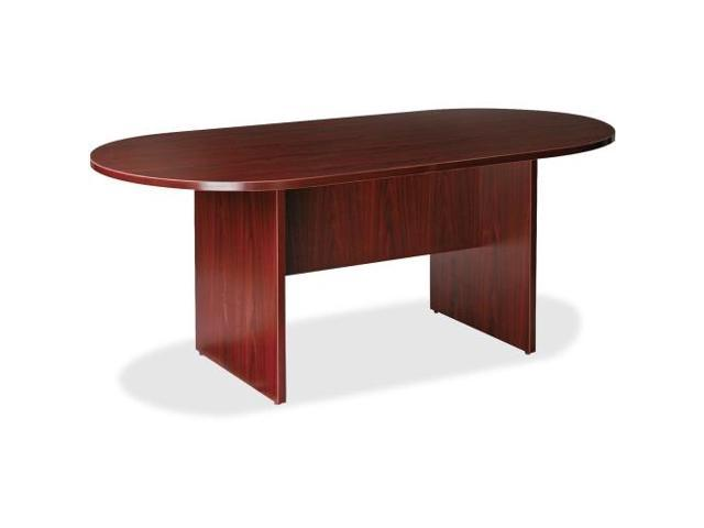 Oval Conference Table Top/Base 72