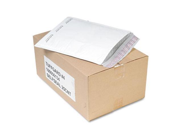 Sealed Air Corporation SEL49675 TuffGard Mailers- Cushioned- 9-.50in.x14-.50in.- 25-CT- White