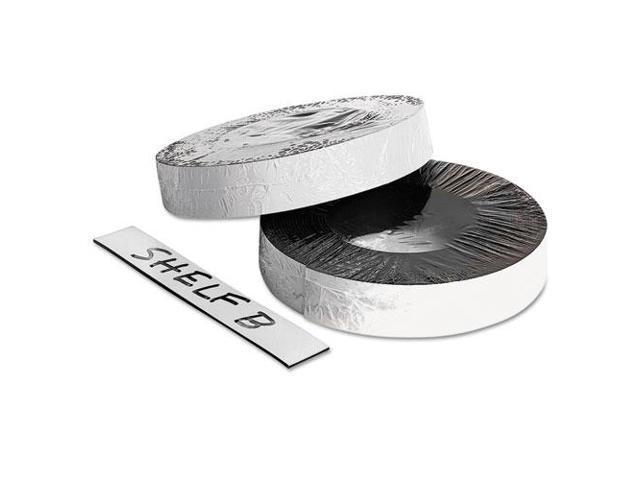 Dry Erase Magnetic Label Tape White 1